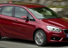 BMW Serie 2 Active Tourer - La Monovolume in stile BMW