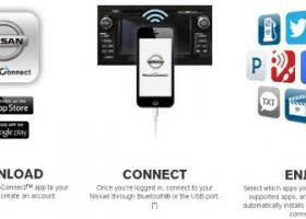 Nissan Connect Registrazione