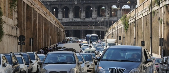 Traffico in tempo reale di roma for Traffico autostrade in tempo reale