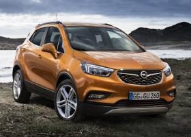 Opel Mokka X il Restyling del SUV Compatto della Opel