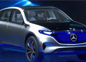 Mercedes Generation EQ. L'elettrica secondo Mercedes.