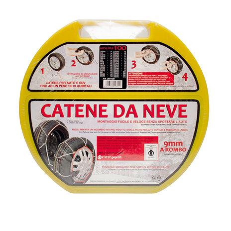 Auchan Catene da Neve Volantino 2