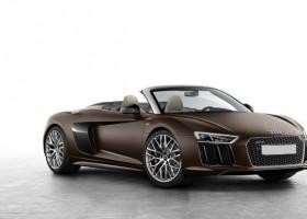Audi R8 Spyder. La scoperta dell'Audi