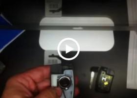 Cambiare batteria del telecomando della FORD (Kuga, Focus, Edge, Ecosport, Mondeo)