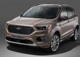Ford Kuga Vignale. Il SUV di Lusso della Ford