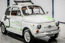 Il Futuro delle Auto Elettriche sta nell'Evoluzione delle Auto d'Epoca