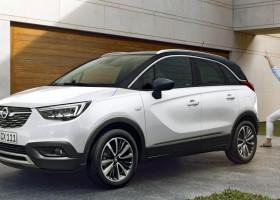 Nuovo Opel Crossland X. Il nuovo SUV della Opel