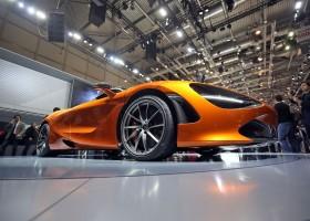 McLaren 720s Foto Gallery
