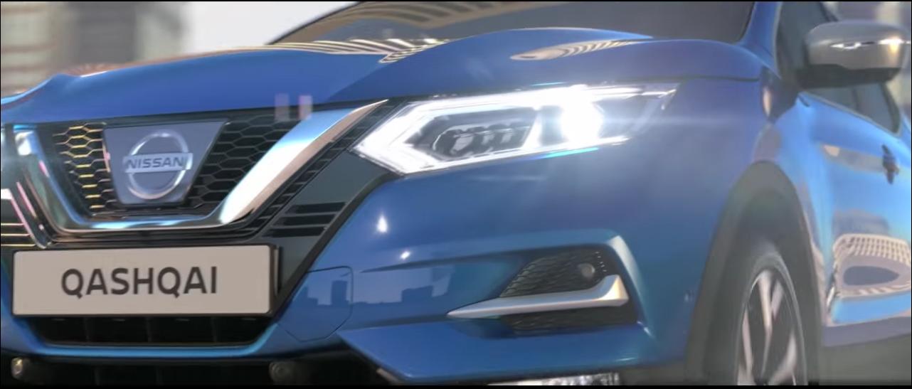 Nissan Qashqai Safety Shield. La sicurezza attiva made by ...
