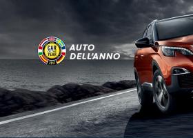 Peugeot 3008 incoronata al salone di Ginevra auto dell'anno