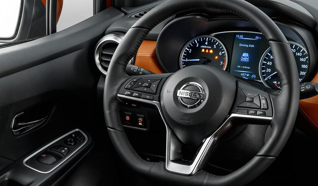 Nuova Nissan Micra 1
