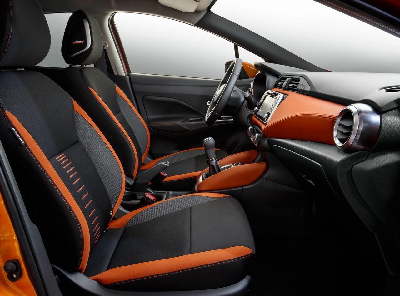 Nuova Nissan Micra 7