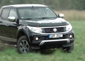 Nuovo Fiat Fullback 2017. Il Pickup Fiat per l'Europa