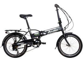 La bici elettrica pieghevole Atala, una scelta di stile