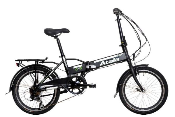 bici elettrica pieghevole Atala