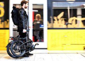 La Bici elettrica pieghevole la soluzione ideale per la città