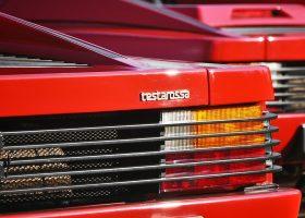 Il nome Testarossa non è più della Ferrari