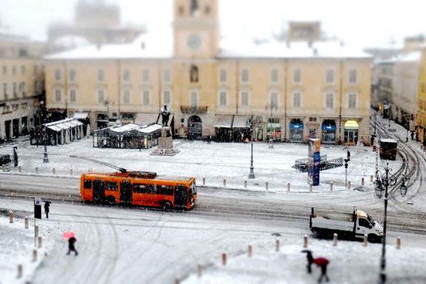 gomme invernali obbligo in città
