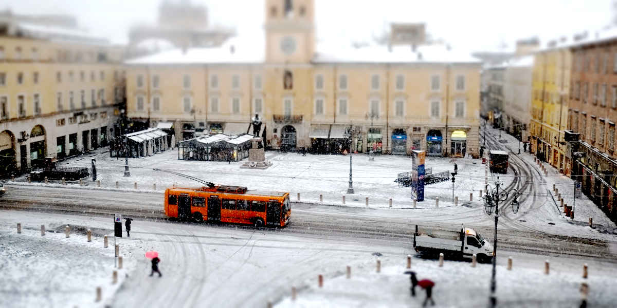 Gomme invernali obbligo in città o solo fuori città?