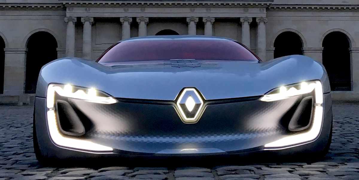Renault elettriche e ibride