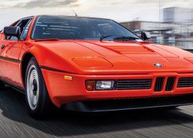 Le Auto più Belle degli Anni 70