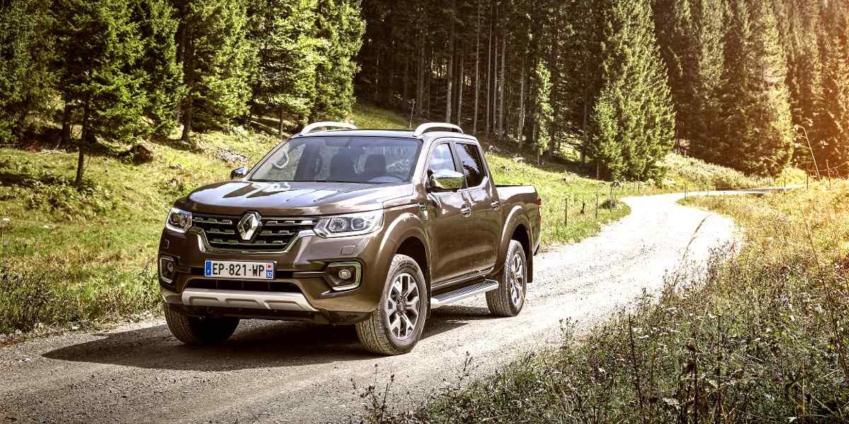 Pickup Renault Alaskan foto