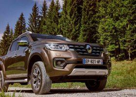 Pickup Renault Alaskan foto gallery