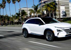 Hyundai Nexo, la nuova Fuel Cell coreana elettrica a idrogeno.