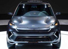 Kia Niro EV la nuova elettrica della Kia
