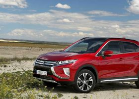 Mitsubishi Eclipse Cross, un SUV supertecnologico