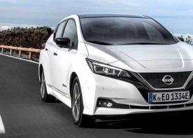 Nuova Nissan Leaf elettrica per tutti i giorni