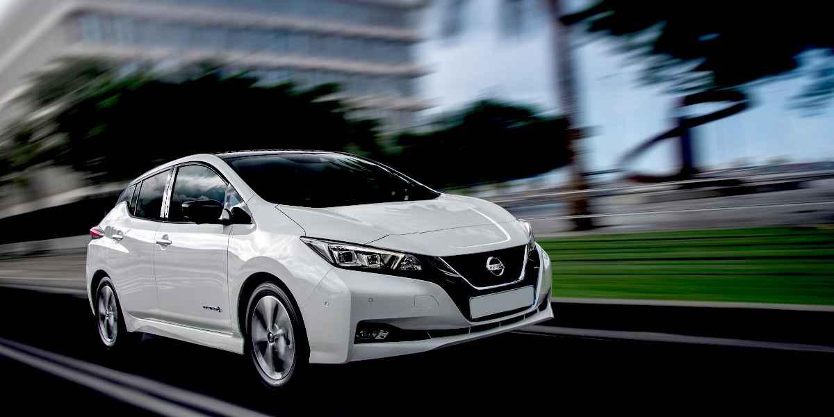 caratteristiche tecniche della Nissan LEAF
