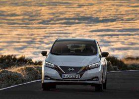 Nuova Nissan LEAF foto gallery