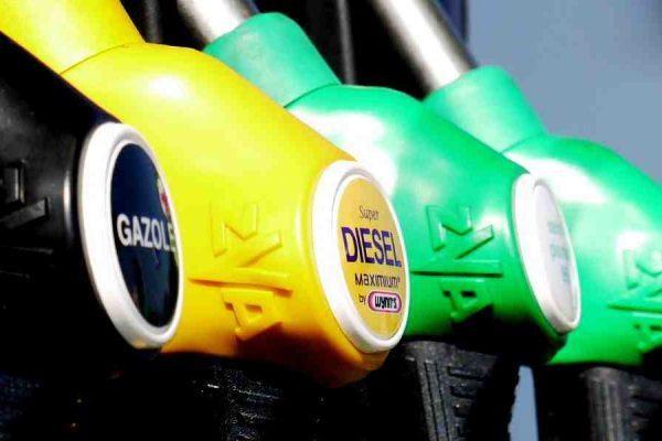 Aumento del prezzo del diesel