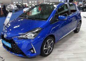 Auto ibride la Toyota Yaris