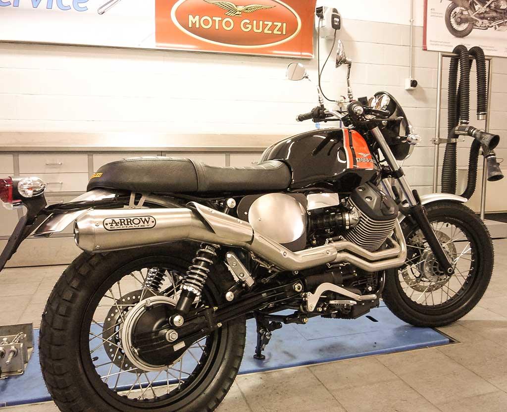 modelli storici Moto Guzzi