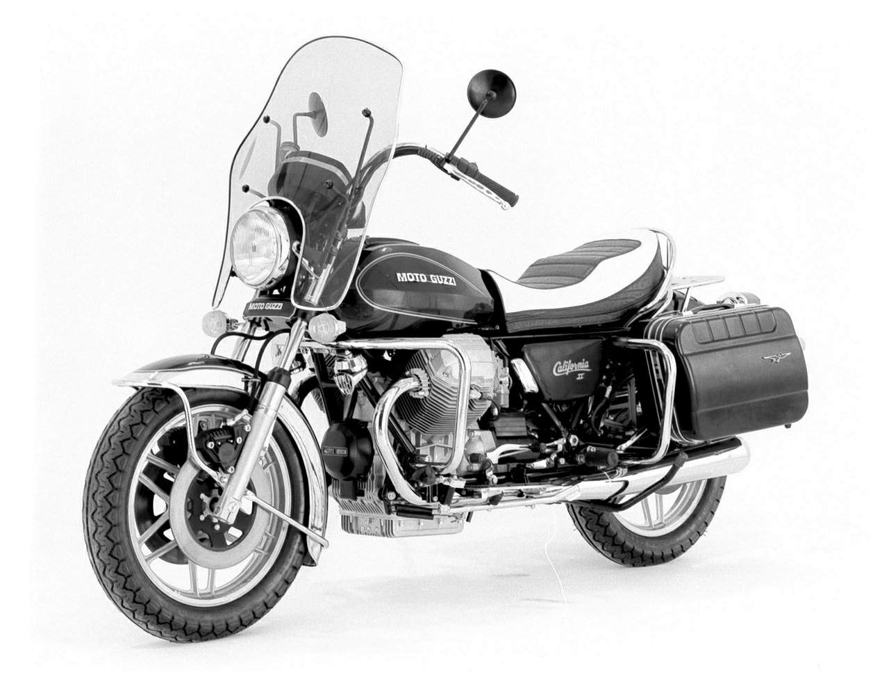 modelli storici Moto Guzzi 2