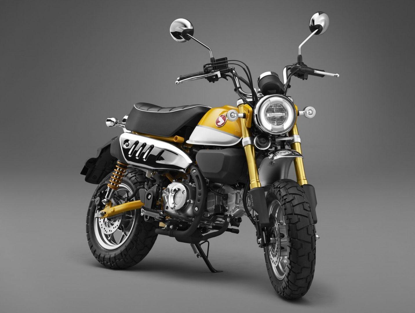 nuova Honda Monkey 125