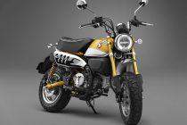 Rinasce la nuova Honda Monkey 125, un salto negli anni '70