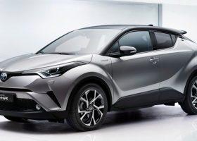 Nuove auto ibride Toyota