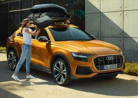 Audi Q8 il Suv Coupè di casa Audi