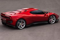 La nuova nata la Ferrari SP38