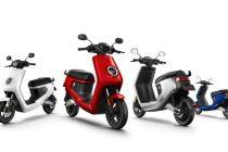 NIU M+ lo scooter elettrico, recensioni e foto