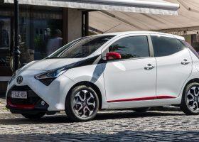 Nuova Aygo viene presentata da Toyota