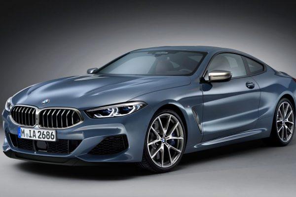 nuova BMW serie 8