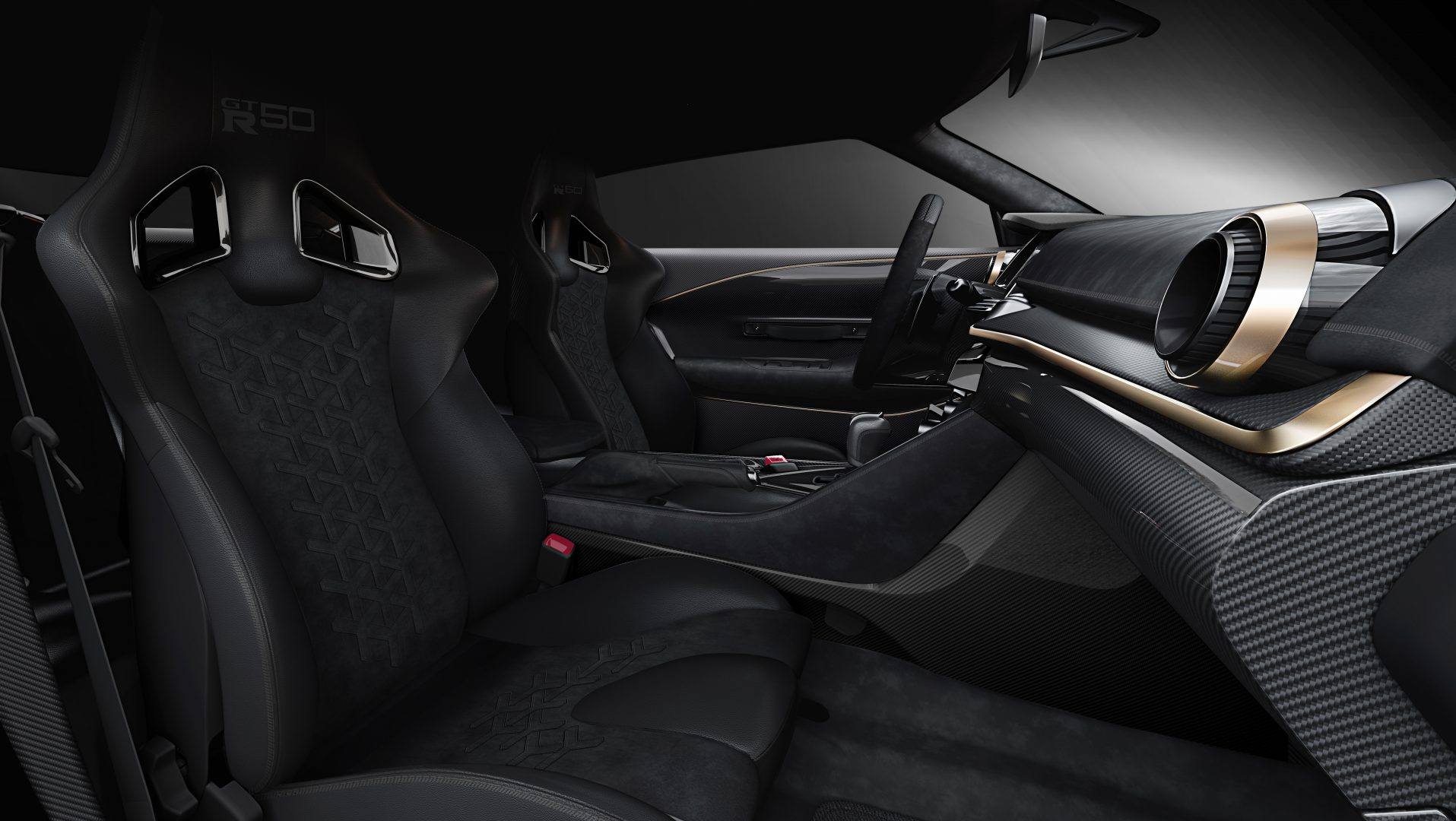 Nissan GT-R50 di Italdesign
