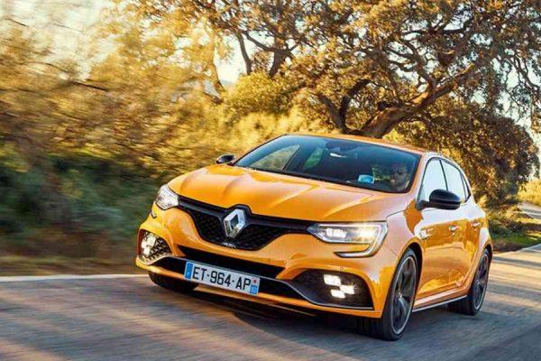 Renault Megane R.S. 5