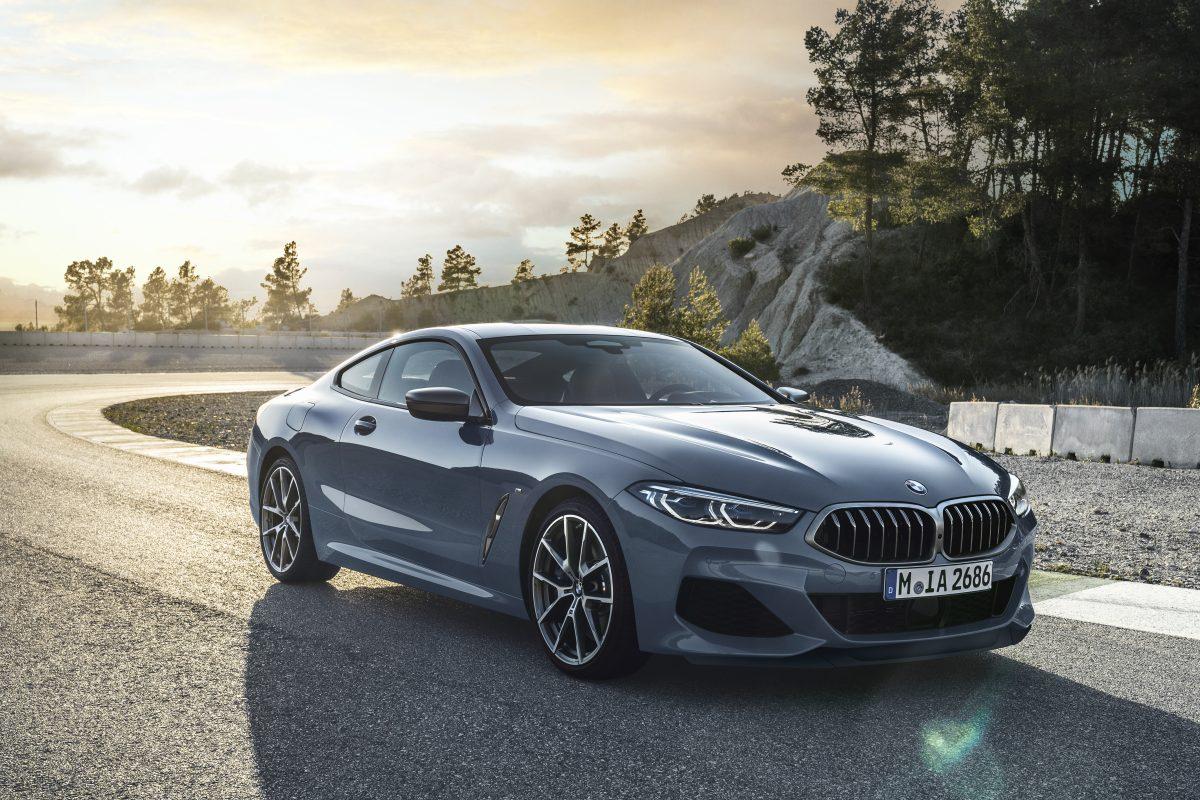 Nuova BMW serie 8 le novità?