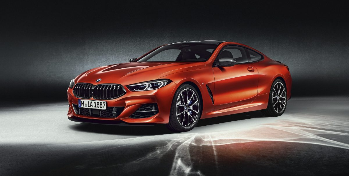 Gallery BMW serie 8 nuova