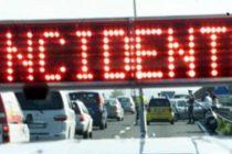 Navigatore con segnalazione incidenti stradali in tempo reale